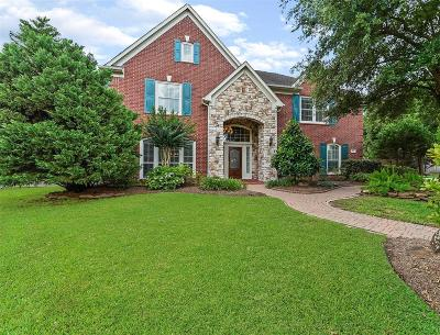 Friendswood Single Family Home For Sale: 1700 Sandy Lake Drive Drive