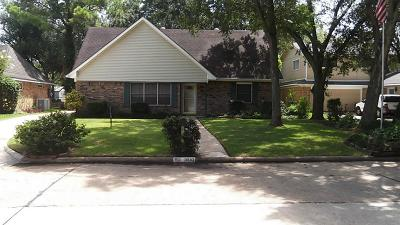 Sugar Land Single Family Home For Sale: 1810 Redwood Court