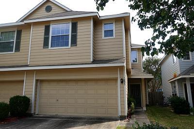 Houston Single Family Home For Sale: 16827 Bellmoor Lane