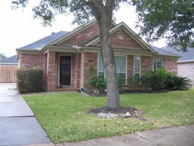 Richmond TX Single Family Home For Sale: $214,900