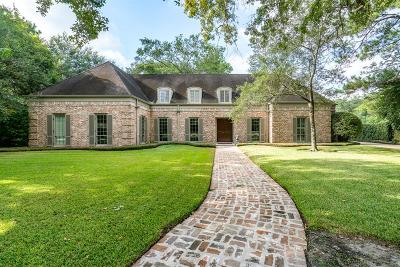Hunters Creek Village TX Single Family Home For Sale: $1,650,000
