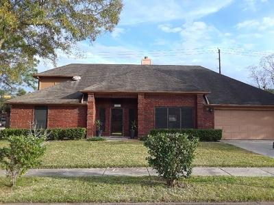 Single Family Home For Sale: 2507 Forge Stone Drive