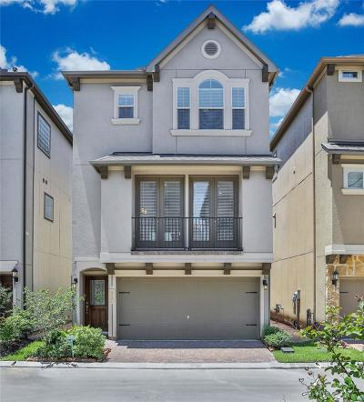 Houston Single Family Home For Sale: 1517 Miles Oaks Place