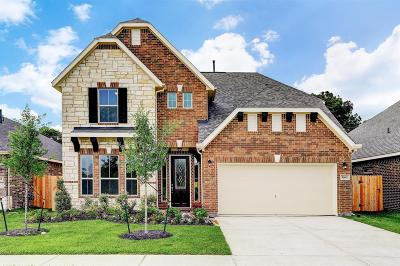 Alvin Single Family Home For Sale: 1660 Maggie Trail Drive