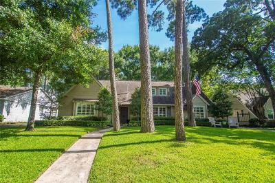 Houston Single Family Home For Sale: 12715 Cobblestone Drive