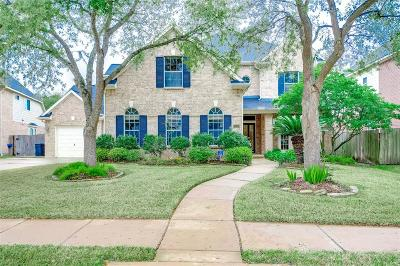Katy Single Family Home For Sale: 22314 Indigo Pines Lane