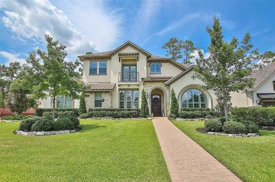Spring Single Family Home For Sale: 7406 Shorecliff Lane