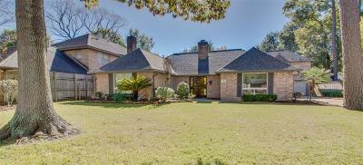 Houston Single Family Home For Sale: 7919 Hilshire Green Drive