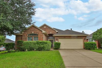 Humble Single Family Home For Sale: 7103 Fountain Lilly Drive