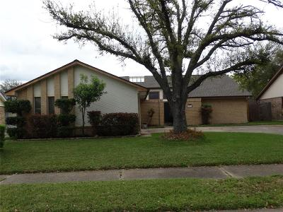 Pasadena Single Family Home For Sale: 4739 Royal Dornoch Drive