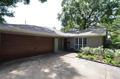 Houston Single Family Home For Sale: 1238 Springrock Lane