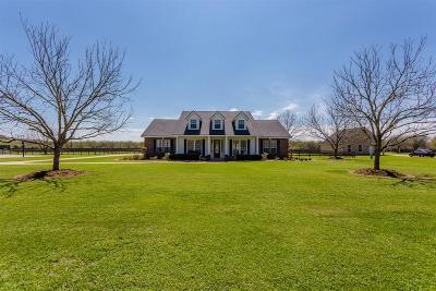 Richmond Single Family Home For Sale: 4410 Thaddeus Court