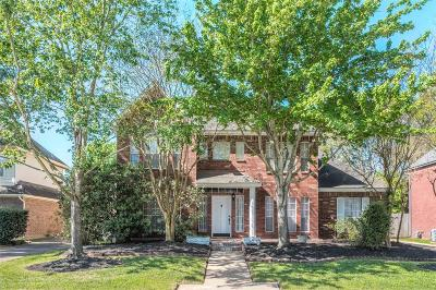 Houston Single Family Home For Sale: 8215 Megan Place Drive