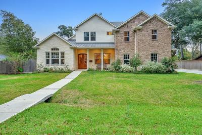 Houston Single Family Home For Sale: 1706 Spur Lane