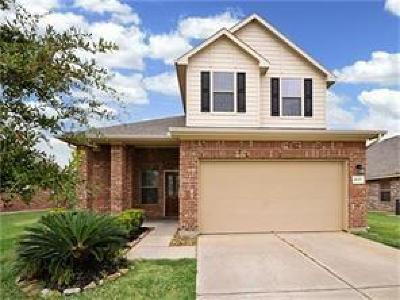Tomball Single Family Home For Sale: 8630 Sunny Gallop Drive
