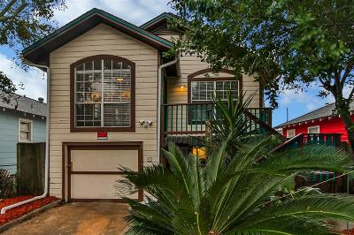 Galveston TX Single Family Home For Sale: $265,000