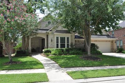 Humble Single Family Home For Sale: 12526 E Honey Creek Trail