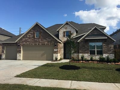 Tomball Single Family Home For Sale: 9619 Battleford