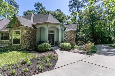 Conroe Single Family Home For Sale: 9885 Chasewood Boulevard
