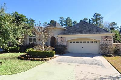 Kingwood TX Single Family Home Pending: $485,000