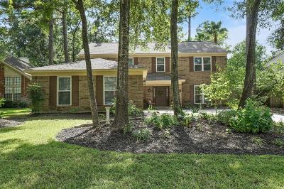 Single Family Home For Sale: 8 Silver Elm Place