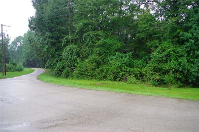 Willis Residential Lots & Land For Sale: 16009 Louise Drive