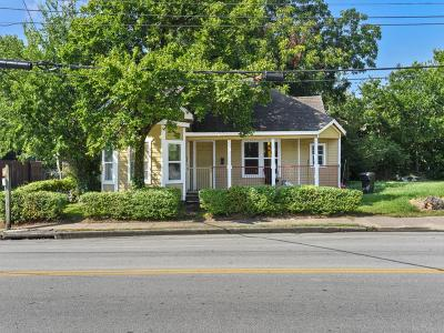 Single Family Home For Sale: 3203 N Main Street