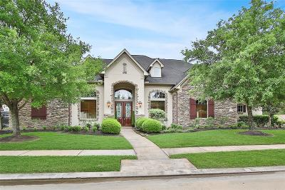 Houston Single Family Home For Sale: 6015 Isla Vista Court