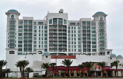 Galveston Mid/High-Rise For Sale: 500 Seawall Boulevard #1312