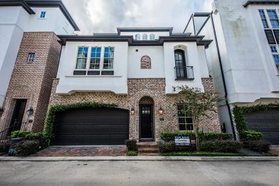Houston Single Family Home For Sale: 5607 Cohn Meadow Lane