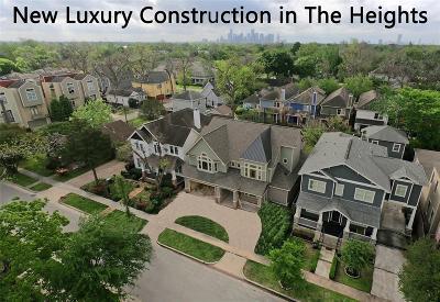 Houston Single Family Home For Sale: 322 E 24th Street