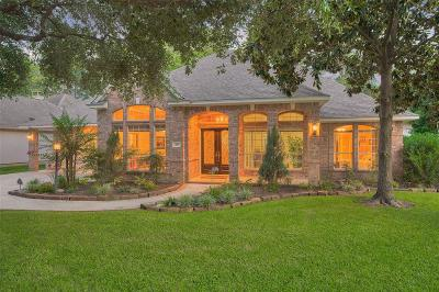 Montgomery Single Family Home For Sale: 100 West Pines Drive