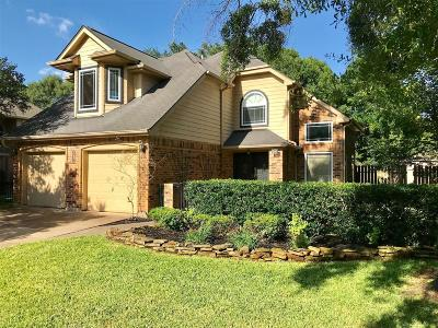Katy Single Family Home For Sale: 519 Earls Court Drive