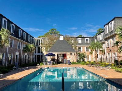 Houston Condo/Townhouse For Sale: 357 N Post Oak Lane #204