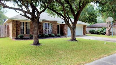 League City Single Family Home For Sale: 409 Starborough Drive