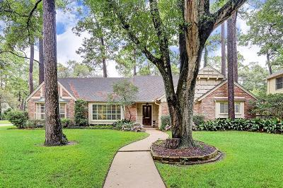 Houston Single Family Home For Sale: 12134 Old Oaks Drive