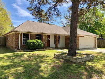 Humble TX Single Family Home For Sale: $169,900