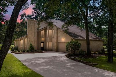 The Woodlands Single Family Home For Sale: 11110 Ellwood Street