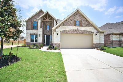 Richmond Single Family Home For Sale: 9430 Alpine Cove Drive