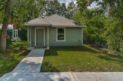 Willis Single Family Home For Sale: 11648 Vistawood