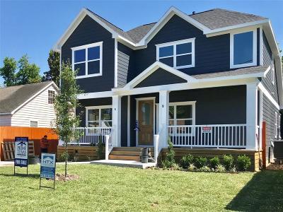 Houston Single Family Home For Sale: 916 Graceland Street