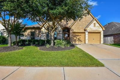 Pearland Single Family Home For Sale: 2605 Silent Walk Court
