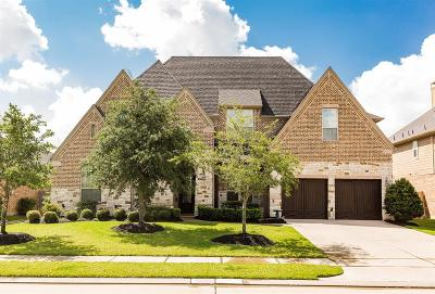 Katy Single Family Home For Sale: 27907 Walsh Crossing Drive