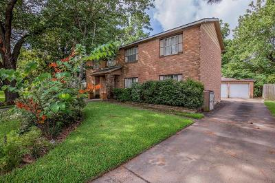 Houston Single Family Home For Sale: 4327 Black Locust Drive