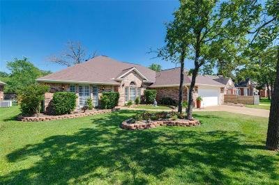 Bryan Single Family Home For Sale: 4707 Hunington Drive