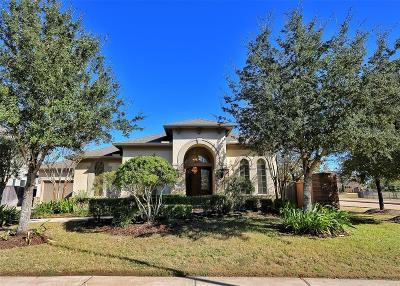 Katy Single Family Home For Sale: 5139 Hawthorne Bend Drive