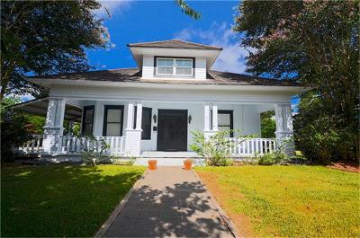 Weimar, Other, Schulenburg Single Family Home For Sale: 100 S West Street