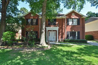 Kingwood Single Family Home For Sale: 3619 Sweetgum Hill Lane
