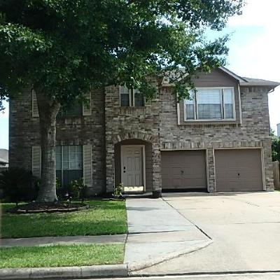Kemah Single Family Home For Sale: 619 Oak Berry Drive