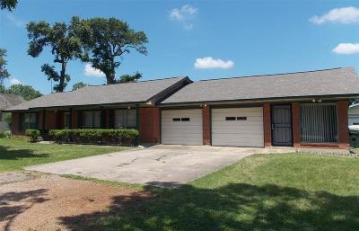 Sealy Single Family Home For Sale: 1609 Eagle Lake Road